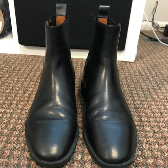 365bea02fa02 Other Stories Shoes -   Other Stories Chelsea leather boots